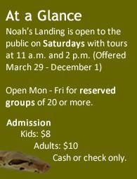Noah's Landing - Near Raleigh