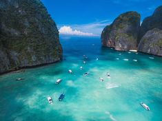 BEEN to Bangkok? Seen Samui? Then it's time to discover more of Thailand's gems, writes Kristie Kellahan.There's so much more to Thailand than the average tourist ever ventures to see. Cheap Places To Travel, Places To Visit, Beste Reisezeit Thailand, Maya Bay, Inexpensive Vacations, Thailand Pictures, Beach Pictures, Phi Phi Island, Destination Voyage