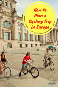 """""""The relatively small size of European countries makes it possible to cover a lot of cultural ground in few square kilometers, which is especially rewarding by bike."""""""