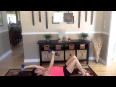 Arm Toning Exercise, tricep swings - YouTube