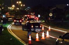Blitz da Lei Seca realiza 27 autos de infração em Florianópolis, neste sábado +http://brml.co/1J7gCh8