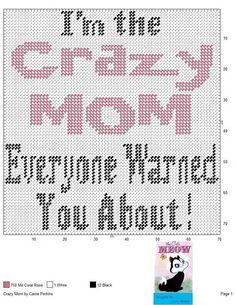 My mom needs this! Lol!