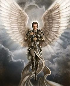 Guardian Angels Today is the Memorial to Guardian Angels. I must admit that for a long time I put my Guardian Angel on the shelf nex. Angels Among Us, Angels And Demons, Gardian Angel, Archangel Tattoo, Male Angels, Fire Festival, Saint Esprit, Angel Warrior, Ange Demon
