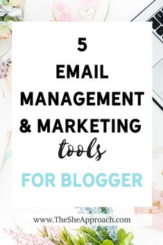 Looking for some email marketing tools and management resources to help you keep on top of your inbox and email list? E-mail Marketing, Email Marketing Design, Email Marketing Campaign, Email Marketing Strategy, Email Design, Online Marketing, Social Media Marketing, Business Marketing, Digital Marketing
