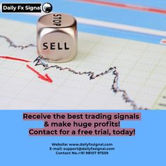 Get the #besttradingsignalsinIndia with the help of excellent #forexsignalproviderinIndia. Ask for the trial, get a test drive and make profits!