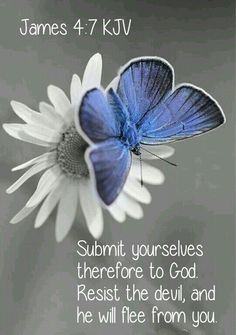 James 4:7 KJV