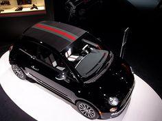 2013 FIAT 500 GUCCI Convertible