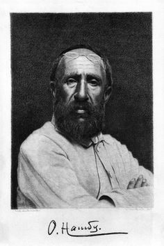 Osman Hamdi Bey: peintre turc (1842 , Istambul– 1910 ).