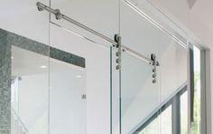 Stainless Steel Sliding Door Hardware - Specialty Doors