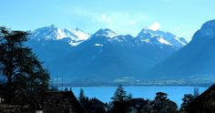 Lac Annecy (Haute Savoie, France) Mount Everest, France, Mountains, Nature, Travel, Lake Annecy, Voyage, Viajes, Traveling