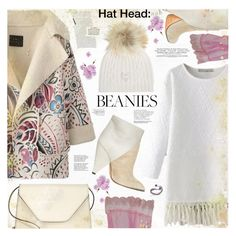"""""""Hat Head: Beanies"""" by katjuncica ❤ liked on Polyvore featuring M. Miller, IRO, Valextra, Tiffany & Co., women's clothing, women's fashion, women, female, woman and misses"""