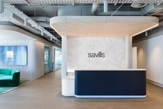 The design strategy for Savills new Sydney digs was to breakdown communication barriers to enable a more coherent, collaborative, team-accessible workplace.