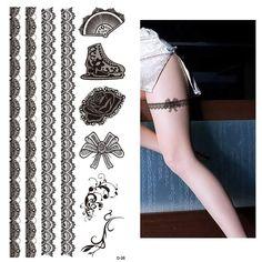 tatouage bracelet dentelle - Recherche Google