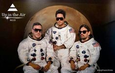 """Marstronauten"" #Marsiscoming #UpInTheAir"