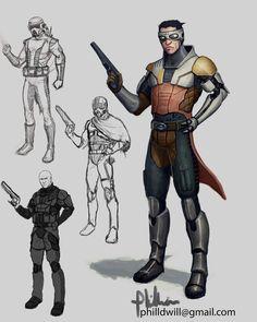 star wars mercenaries - Google Search