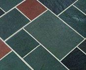 vermont-slate-depot-multi-colored-slate- mid century flooring