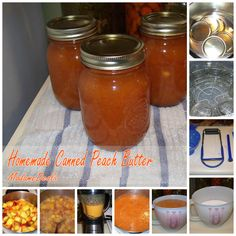 Peaches Recipe