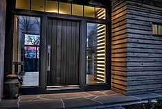 Very nice entrance; but perhaps too wide for our place.