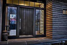 Great Contemporary Front Door