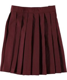 "French Toast Big Girls ""Jana"" Pleated Skirt * Find out more about the great product at the image link. We are a participant in the Amazon Services LLC Associates Program, an affiliate advertising program designed to provide a means for us to earn fees by linking to Amazon.com and affiliated sites."