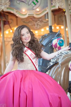 2016 USA National Miss New Jersey Jr. Teen - Alyssa Lego