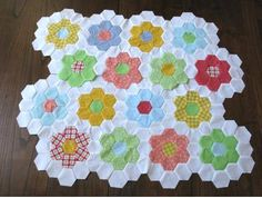 Hexagon Quilt Ideas - WOW.com - Image Results