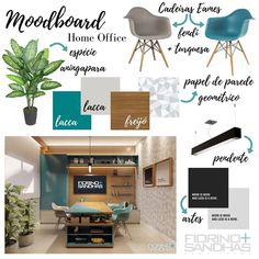 Beautiful Home Office Tips And Techniques For home office design architecture Design Portfolio Layout, Layout Design, Mood Board Interior, Interior Design Boards, Interior Design Living Room, Moodboard Interior Design, Concept Board Architecture, Design Thinking, Interior Design Presentation