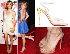 Os sapatos Louboutin das famosas! - Moda - CAPRICHO