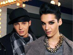 Tom & Bill From Tokio Hotel