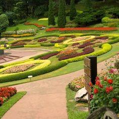 Mae Fah Luang Botanical Garden