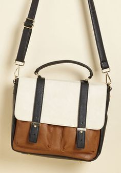 Agree to Master's Degree Bag in Cream