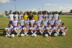 Soccer Team Photo 2012 #SanJac #Coyotes #Soccer #Athletics #Sports #Goal