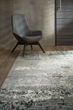 Elevation - This deconstructed design showcases transitional style at its finest. This rug range is an exemplary illustration of how the right rug can have a huge presence.