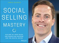 """The Marketing Book Podcast: """"Social Selling Mastery: Scaling Up Your Sales and Marketing Machine For The Digital Buyer"""" by Jamie Shanks > https://www.artillerymarketing.com/marketing-book-podcast/social-selling-mastery-jamie-shanks"""