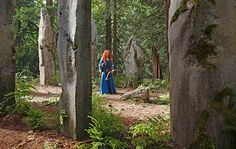 merida once upon a time | Merida dans Once Upon a Time Saison 5 Episode 1