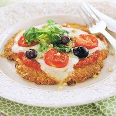Lavkarbo pizzabunn Tortilla Pizza, Frisk, Lchf, Margarita, Vegetable Pizza, French Toast, Protein, Vegetables, Breakfast