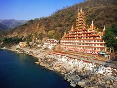 """Located at the foothills of the great Himalayas and the banks of the holy river Ganges, Rishikesh is an ideal place for a spiritual retreat. The city has attracted a lot of spiritual leaders to establish ashrams and yoga schools, providing tourists and pilgrims a nourishing atmosphere to revitalize their mind, body and spirit."" — Yogi Kanna, author of Nirvana: Absolute Freedom"