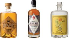 Drink Up! The Hottest Local Beers, Wine & Spirits Whiskey Bottle, Vodka Bottle, Wine And Spirits, Distillery, Gin, Brewing, Drinking, Alcohol