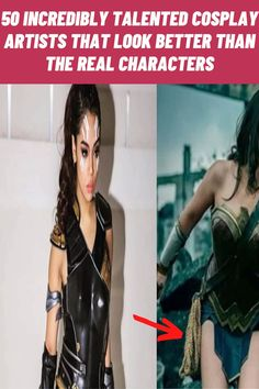 #Incredibly #Talented #Cosplay #Artists #Better #Characters