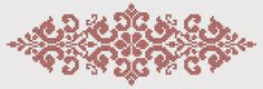 Cross Stitch Designs, Stitch Patterns, Hand Embroidery Design Patterns, Crochet Basket Pattern, Filet Crochet, Cross Stitch Embroidery, Needlepoint, Pattern Design, Tapestry