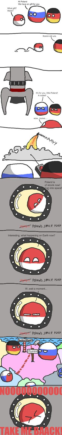 Should I point out that kurwa means whore in English? Poland Country, Country Art, Funny Photos, Funny Images, History Jokes, Military Memes, Political Memes, Seriously Funny, Comic Panels