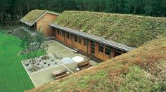 """Green Roof """"Pitched Roof"""""""