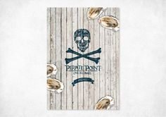 Pirate Point Menu on Behance