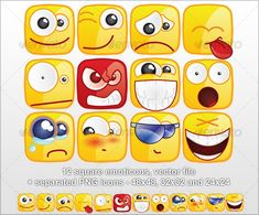 5700 Koleksi Kumpulan Gambar Emoticon Keren HD