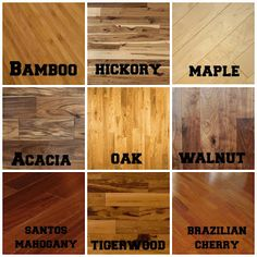 If You Are Constructing A New House Or Even Renovating One Then Know How Hardwood Floor Waxwood Laminate Flooringtypes Of