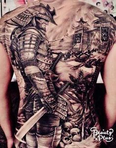 I incredibly love the tones, outlines, and fine detail. This is definitely an exceptional tattoo design if you really want a Baby Tattoos, Leg Tattoos, Body Art Tattoos, Sleeve Tattoos, Asian Tattoos, Warrior Tattoos, Badass Tattoos, Native Tattoos, Demon Tattoo