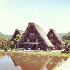 Historic Villages of Shirakawa-go and Gokayama