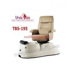 Ghe Spa Pedicure TBS195 Ghế Spa Pedicure là sản phẩm ghế chuyên nghiệp đang được rất ưa chuộng bởi các Nail Salon trên toàn thế giới. Ghế là sự kết hợp hoàn hảo giữa ghế nail thông thường cùng với ghế massage.