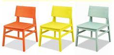 cadeiras coloridas móvel amarelo - Google Search