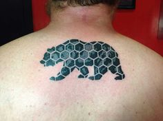 40 Breathtaking State of California Tattoos - TattooBlend